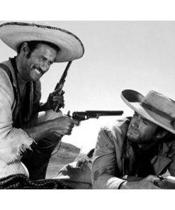 Affiche Clint Eastwood - Le bon