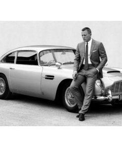 Affiche James Bond - Daniel Craig - Affiche 50x70 cm