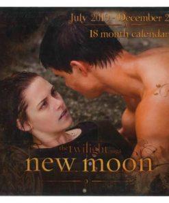 """Calendrier Twilight saga """"New Moon"""" 2011 filmé 30x30 cm"""