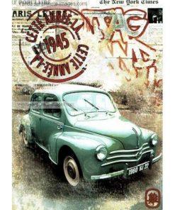 Carte Année de naissance 1945 - Cette Année là ! - 12x17 cm