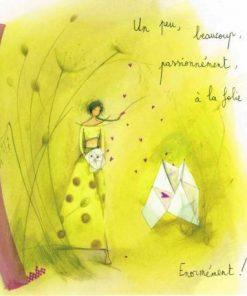 Carte Anne-Sophie Rutsaert - Un peu
