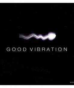 Carte Born 2B - Good vibration - 13.5x14.5 cm