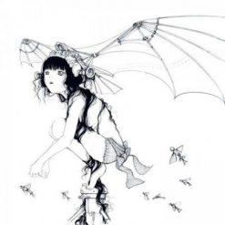 Carte Camilla d'Errico - The Wings - 14x14 cm