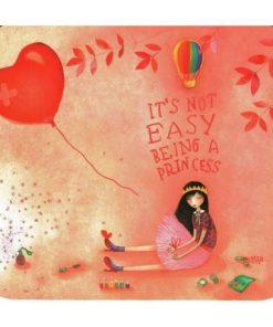 Carte Mila - Princess - 13x15.5 cm