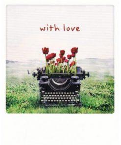 Carte Pickmotion de @Hey.luisa - With love - 10.5x13 cm