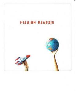 Carte Pickmotion de @Juancmyk - Mission réussie - 10.5x13 cm