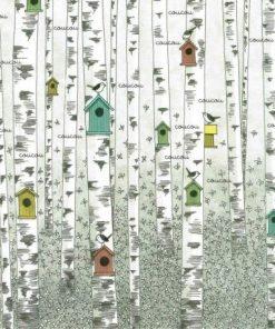 Carte Titi Pinson : Myriam Nion - Coucou Coucou - 13.5x13.5 cm