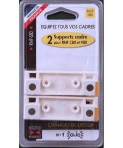 Kit de fixation Reverse Magnet :  Produit supplémentaire pour cadres et tableaux 4 Kg