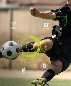 Cet analyseur pour le football sera parfait pour analyser toutes vos parties de jeu dans les moindres détails. Vous retrouverez toutes les statistiques sur l'application ZEEP gratuite disponible sur IOS et Android.