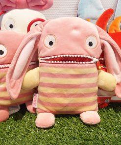 Petit monstre rigoloSa bouche sert de pocheL'ami de vos enfants