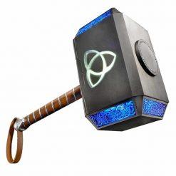 Avengers Legends marteau Électronique Thor Hasbro