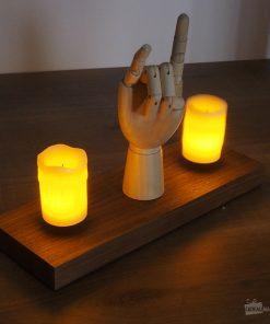 Décorez votre intérieur avec ces bougies magiques.