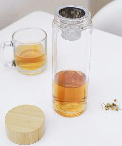 Pour des thé et infusions en vracProfitez des bienfaits des plantesHydratez-vous avec style