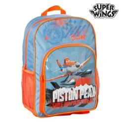 Cartable Super Wings 73523 Bleu Orange