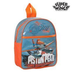 Cartable Super Wings 73547 Bleu Orange