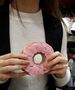 S'il est bon de manger un donut pour reprendre des forces