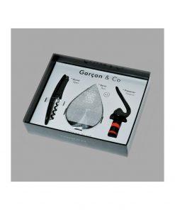 Un coffret à vin Garçon et Co