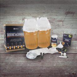23 Litres de bièresKit réutilisableBrassez chez vous4% d'alcool
