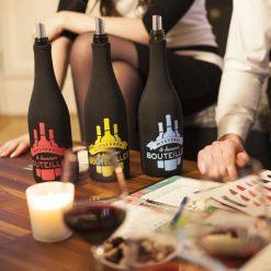 Savourez et apprenez à déguster les vins grâce à 3 délicieuses bouteilles mystères. Les cépages