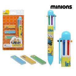 Crayon Minions 58288 Bleu Jaune