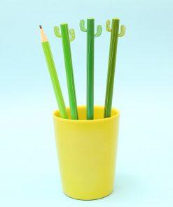 Notez vos petits mots avec une touche piquante avec ces crayons à papier Cactus !