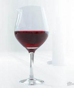 Une carage originale pour aérer votre vin avant de le déguster