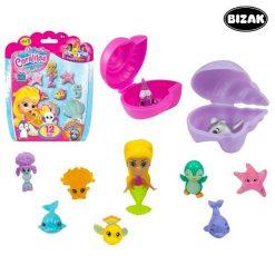Ensemble animaux pour le bain Bizak 63157597 (12 pcs)