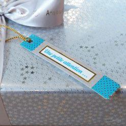 6 étiquettes coloréesPersonnalisez vos cadeauxMessages originaux et drôles