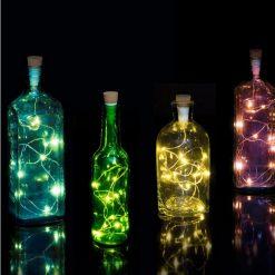 Décoration DIYAjoutez de la lumièreRéutilisez vos bouteilles