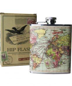 Pour transporter avec vous un peu de l'esprit vintage des grands voyages d'antan avec élégance et originalité