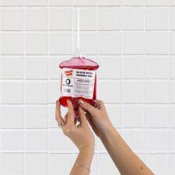 Pour ajouter un peu d'ambiance fun et décalée dans votre salle de bains