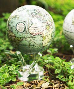 Globe mystérieux et décoratifFonctionnement surprenant Décorez votre intérieur