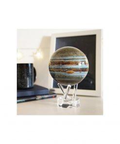 La science trouvera sa place dans votre intérieur grâce à ce globe planète Jupiter Mova