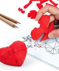 Cette gomme sera parfaite pour offrir un brin d'amour à une personne qui compte énormément pour vous.