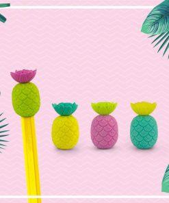 Gommez vos erreurs avec une gomme très colorée et fruitée ! Elle apportera une touche exotique à votre copie.