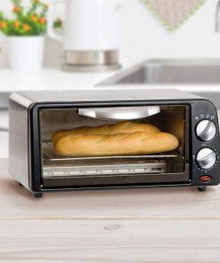 Pour que tous les matins vous puisez prendre un petit déjeuné sur du pain grillé ou réchauffé avec sa garniture.