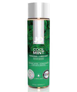 H2O Lubrifiant Menthe 120 ml System Jo 40383