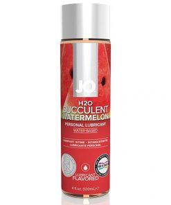 H2O Lubrifiant Pastèque 120 ml System Jo 40119