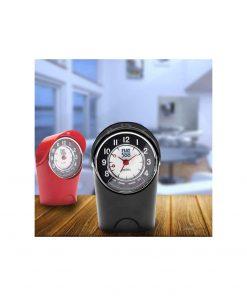 Horloge vintageLicence officielle Fiat2 coloris au choixFonction alarmeDans une belle boite en métal