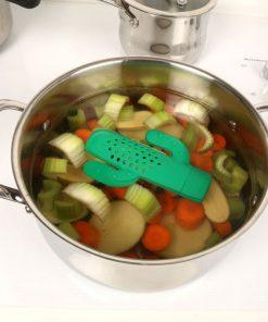 Faites infuser vos herbesEn siliconeIdéal pour les plats mijotés