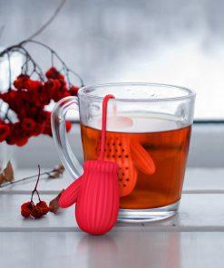 Pour infuser tous vos thés avec un accessoire plus qu'original