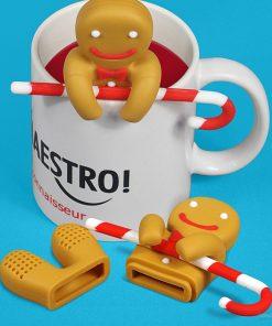 Ce petit biscuit apportera une touche légère à votre thé et sera très pratique.