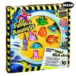 Jouets Fungus Amungus Bizak 61952512 (10 pcs)