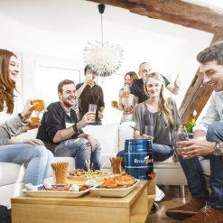 Bière à faire vous-mêmeNotes fruités et légèresA boire en toutes occasions
