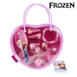 Kit de Coiffeur pour Enfant Frozen 75384 (10 pcs)