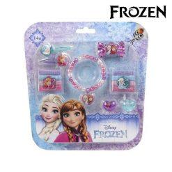 Kit de Coiffeur pour Enfant Frozen 75414 (14 pcs)