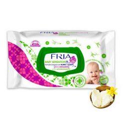 Lingettes imprégnées Baby Sensation Fria (72 uds)