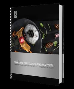 Expérimentez de nouvelles saveurs et dressez des plats dignes des plus grands chefs grâce à ce livre de recette moderne.