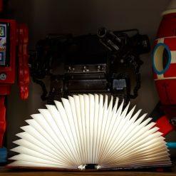 Pour découvrir vos romans préférés sous la douce lumière d'un livre