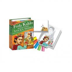 Ce livret de blocs-notes Frida Kahlo vous offrira trois blocs différents pour tout noter